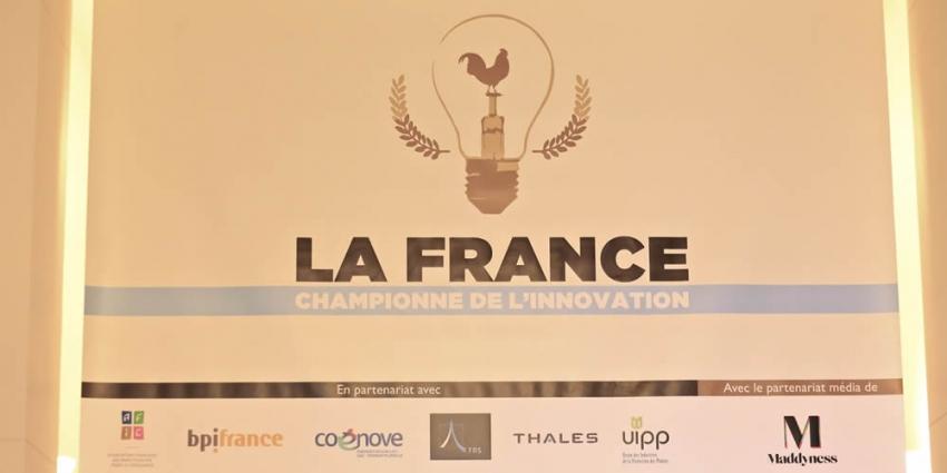 Conférence « La France, Championne de l'Innovation », 4e Rencontres parlementaires de l'Innovation