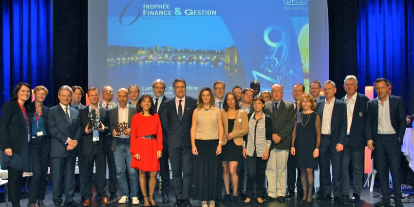 6e Trophée Finance & Gestion du Directeur financier de l'année