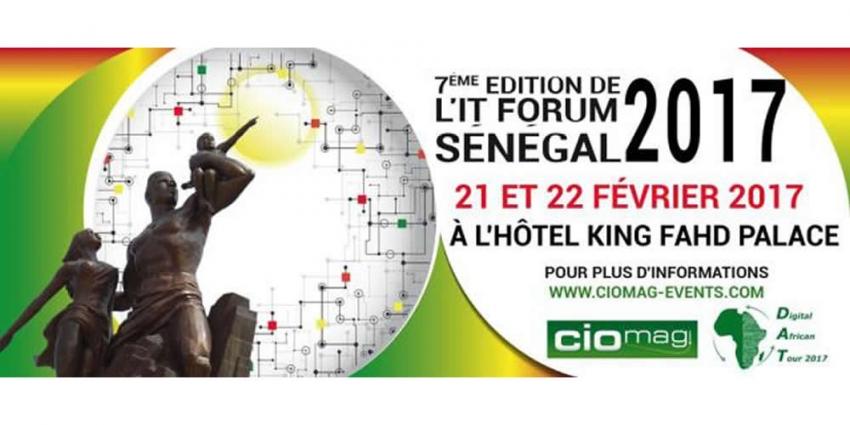 IT Forum : Le Sénégal et l'Afrique face aux enjeux de la transformation digitale